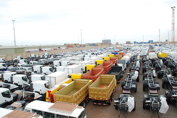 Safebond Africa Limited – Ghana's Biggest Car Terminal
